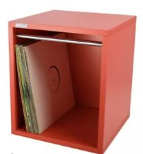 Sefour Vinyl Record Carry Box Reverb Red Brand New In Box