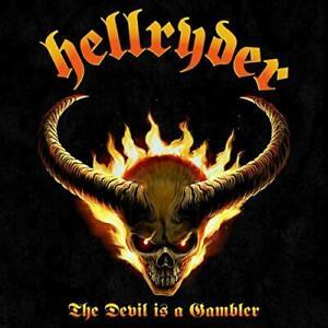 Hellryder-The Devil Is A Gambler -Digi CD NEU