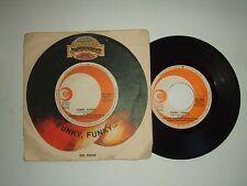 """Andrea Mingardi Supercircus/Funky, Funky..- Disco Vinile 45 Giri 7""""  Italia 1977"""