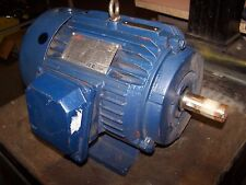 NEW NAE 2 HP AC ELECTRIC INDUCTION MOTOR 184T FRAME 1165 RPM 208-230/460 VAC
