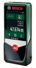 5 ONLY !! Bosch PLR 50 C Laser Measure Bluetooth 0603672200 3165140791854