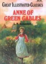 Great Illustrated Classics Anne of Green Gables Hardcover Brand NEW