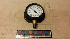 """NOS Marsh / Bellofram H1212 3.5 Qual 1/4-NPT 30""""HG x 30-psi Gauge Gage"""