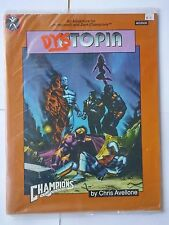 Dystopia New & Sealed for Champions and Dark Champions Atlas Games