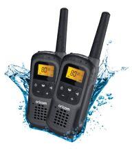 ORICOM UHF2500-2GR 2 watt Waterproof Handheld UHF CB Radio Twin Pack
