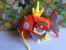 "Pokemon Plush Magikarp Tomy 2017 stuffed 8"" poke doll toy soft figure USA Seller"