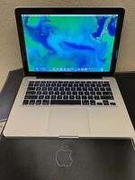 APPLE MACBOOK PRO 13 PRE-RETINA CORE i5 4GB + 500GB HD* A1278