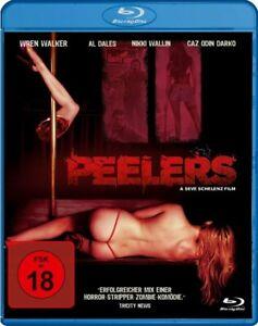Peelers (2016) Blu Ray Import Region B New & Sealed