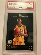 2007 Topps Kevin Durant #2 Basketball Card