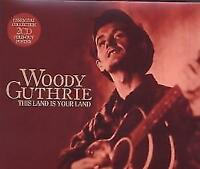 This Land Is Your Land-Essential Collection von Woody Guthrie (2011), OVP, 2 CD