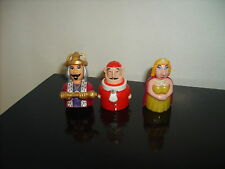 Lot de Figurines/Jouets KINDER FERRERO montables: LES DIRIGEANTS DU ROYAUME