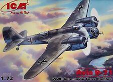 ICM 72163 1:72 Avia B-71 German Bomber