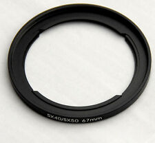 67mm Lens Filter Ring adapter for Canon PowerShot  SX50 IS
