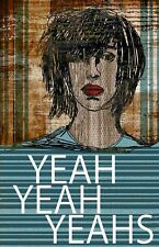 Yeah Yeah Yeahs Poster - Limited Edition of 100 RARE Karen O