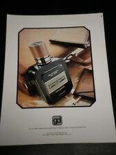 1979 - GERARD DANFRE - PERFUME PARFUM - AD PUBLICITE ANUNCIO - SPANISH - 2307