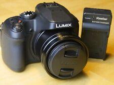 Panasonic LUMIX DC-FZ80 18.1MP Digital Camera - Black (Kit w/ LUMIX DC Vario...