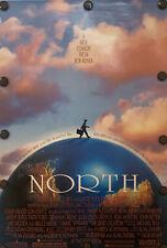 NORTH Original 27 X 40 SS/Rolled Movie Poster - 1994 - ELIJAH WOOD