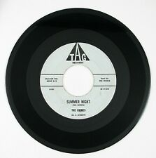 CHIMES Summer Night/Once In A While 7IN 1960 DOO WOP VG++