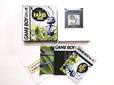 Disney's A Bug's Life Nintendo Game Boy Color Complete CIB