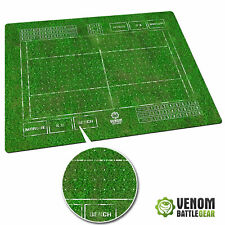 Blood Bowl Pitch Playmat - Mousemat Material - high resolution print - rubber