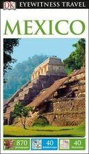DK Eyewitness Travel Guide Mexico by DK (Paperback, 2017)
