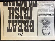 A2p ephemera 1970s article the great irish famine 1845