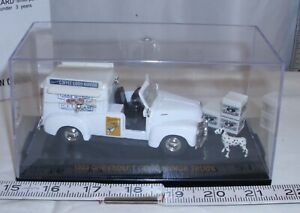ROAD CHAMPS GOOD HUMOR ICE CREAM TRUCK WITH DOG DIE CAST TOY BOXED NEW