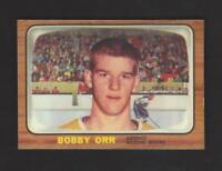 Bobby Orr - Rookie Card Design Fridge Magnet - Bruins