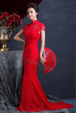 Chinese Wedding Dress QiPao Kwa Cheongsam Latest Fashion Custom Make Avail SFL16