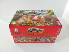 Rollercoaster Tycoon Ultimate Collector's Box Rare Release, Part 1,2 and 3