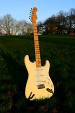 1986 R.I. 1957 Fender Stratocaster  (Made in Japan early E series )