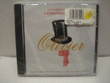 A Christmas Carol Narrated By Sir Laurence Olivier (1993 CD) NEW