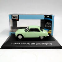 Lot of 1:43 IXO Citoren 2CV PICK UP Toys Car Diecast Models Limited Collection