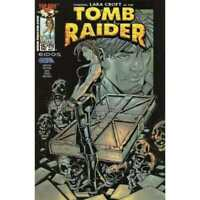 Tomb Raider: The Series #15 in Near Mint + condition. Image comics [*ng]