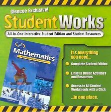 NEW - Mathematics: Applications and Concepts, Course 2, StudentWorks CD-ROM