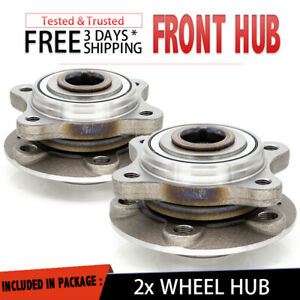 2x 513194 Front Wheel Hub Bearing Replacement Assembly For 2001-2009 Volvo S60