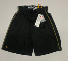 Pittsburgh Pirates Black Nike Dri Fit Shorts Size Large NWT