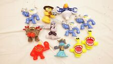 Skylanders Toy Figures 11pc Lot Mcdonalds Toys