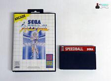 ★ SEGA Master System Spiel - SPEEDBALL - Modul in OVP ★