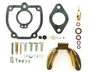 IH Farmall M Super M Super H Basic Tractor Carburetor Repair Kit w/ Float