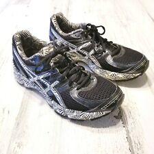 Asics Gel Enhance Ultra 3.0 Women Sz 9 Black White Running Training Shoe Sneaker