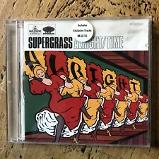 SUPERGRASS - TIME / ALRIGHT - CD EP