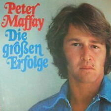 """12"""" LP Peter Maffay Die großen Erfolge (Du, Josie, Du bist anders) 70`s"""
