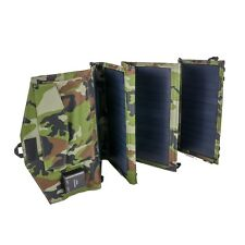 Cult Tackle Camo Solar Panel 40W NEW Carp Fishing Solar Panel Battery Charger