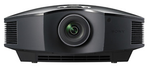 Sony VPL-HW65ES 3D SXRD Projector Full HD - Black