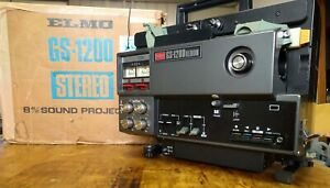 Elmo GS-1200 Xenon (Free air shipping from Japan)