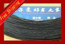 4M Black electronic copper wire 1.3mm PCB board wire#5850