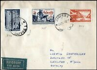 Yugoslavia 1966 Airmail Cover Zagreb to Iserlohn Germany