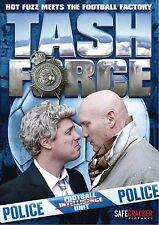 TASH FORCE : THE MOVIE (DVD 2012) Blackburn / Burnley Football Hooligans