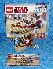 Lego Star Wars Luke Landspeeder 8092 Special Edition Complete Play Set with Box
